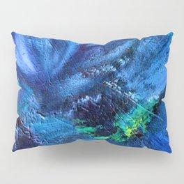 Blue Anemone Pillow Sham