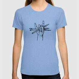Don't stop drawing! T-shirt