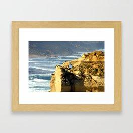 Key Hole Rock #2 Framed Art Print