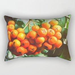 autumn is here Rectangular Pillow