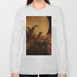 Japanese cat-82 Long Sleeve T-shirt