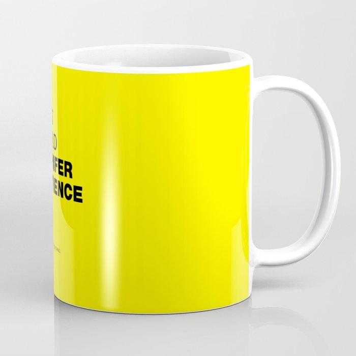 What would Jennifer Lawrence do? Coffee Mug