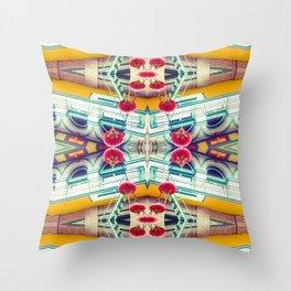 San Fran No.1 Throw Pillow