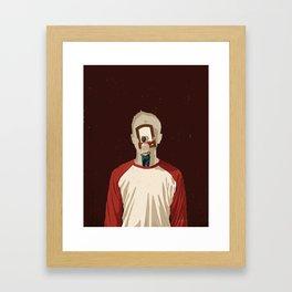 Sense of Self Framed Art Print