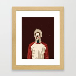 Sense of Self Framed Art Print