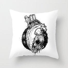 Heart (2014) Throw Pillow
