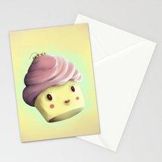 Princess Cupcake Stationery Cards
