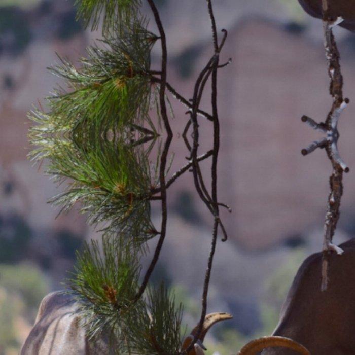 Desert Bighorn Sheep - Zion Leggings