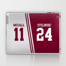 McCall & Stilinski Laptop & iPad Skin