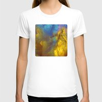golden T-shirts featuring Golden by Benito Sarnelli
