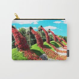 Of Man and Nature Carry-All Pouch