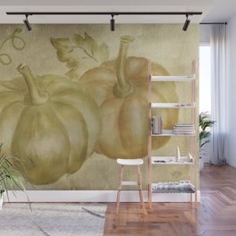 Autumn's Gifts Wall Mural