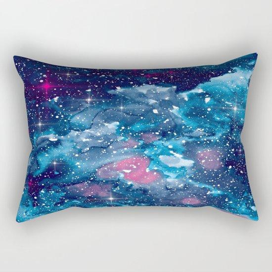 Galaxy 02 Rectangular Pillow