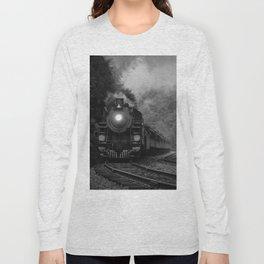 Lehigh Gorge Railroading Long Sleeve T-shirt