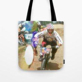 s&m bikes racer Tote Bag
