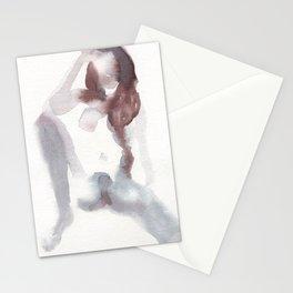 Soft Rain Stationery Cards