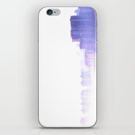 Ghost city iPhone Skin