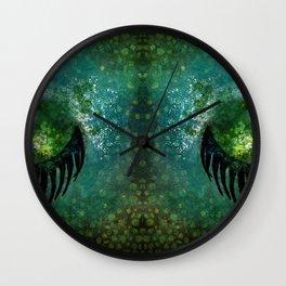 Dragon Sleep Wall Clock