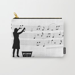making more music Carry-All Pouch