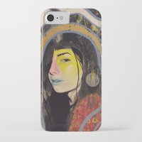 "indigo iPhone & iPod Cases featuring ""Indigo""  by Kazimir Simpson"
