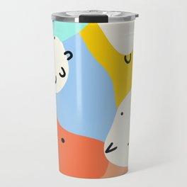 Friends with birds Travel Mug