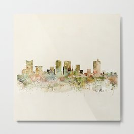 fort worth texas Metal Print
