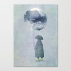 The Cloud Seller Canvas Print