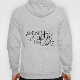 Alphabet #2 Hoody