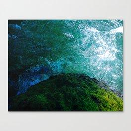 Deep Water Canvas Print