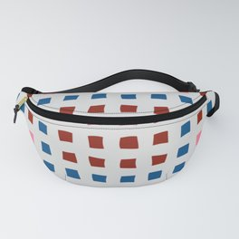 Color Blocks for Fun Fanny Pack