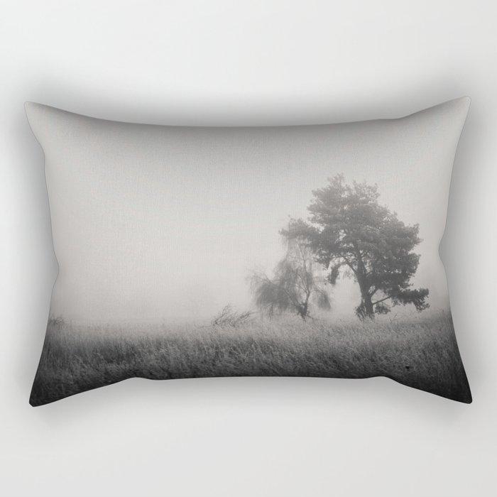 the fog ... Rectangular Pillow