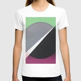 London - color graphic T-shirt