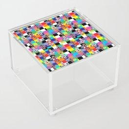 Jesus is The New Pattern 2 Acrylic Box