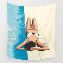 Summer time 1 Wall Tapestry
