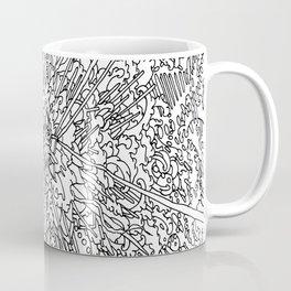 Floral Expression Coffee Mug