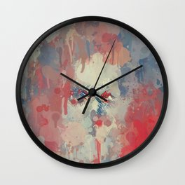 undone Wall Clock