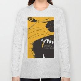 The Wolf of Wall Street | Fan Poster Design Long Sleeve T-shirt