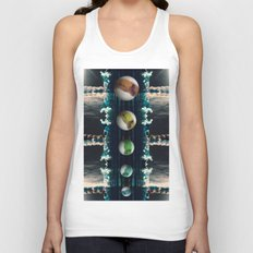 Rockets and Space and Stuff Unisex Tank Top