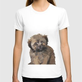 Cocoa, the puppy T-shirt