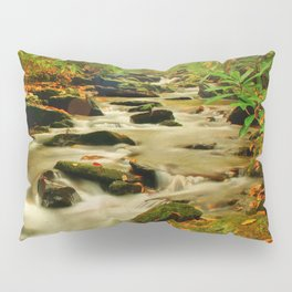 Fall Along Rock Castle Pillow Sham