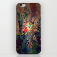 chaos iPhone & iPod Skins featuring Chaos by lillianhibiscus
