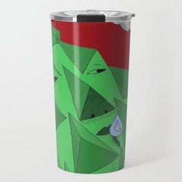 christmas pine Travel Mug