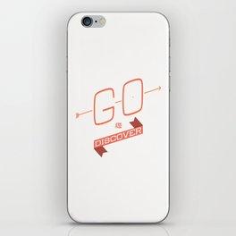 GO iPhone Skin