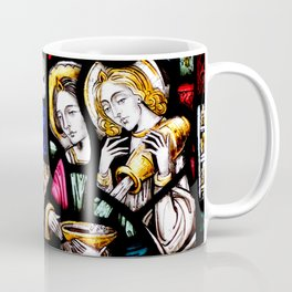 Stained Glass Photpgraph Coffee Mug