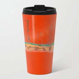 Cliff Dwellings Travel Mug