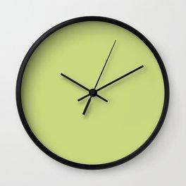 Daiquiri Green Wall Clock
