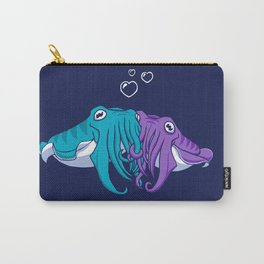 Cuddlefish Carry-All Pouch