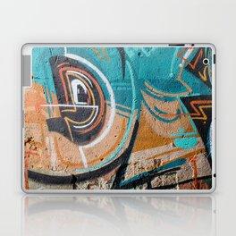 Graffiti wall Laptop & iPad Skin