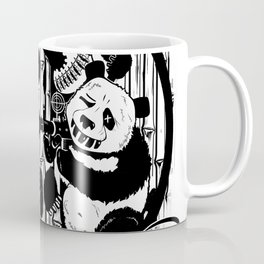 Stock Illustration Panda gang Coffee Mug