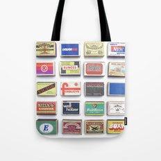 Strike Tote Bag